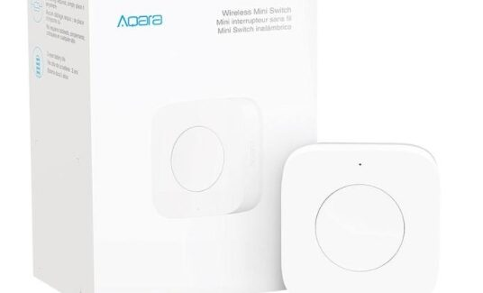 Aqara Wireless Mini Switch